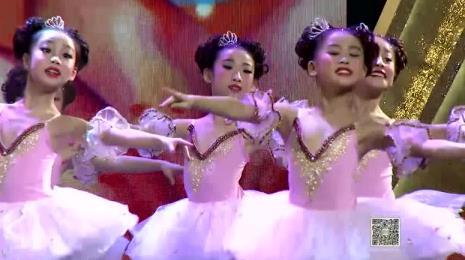 title='舞蹈《芭比的舞会》'